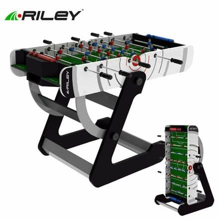 Riley 4Ft Vertical Folding Football Table