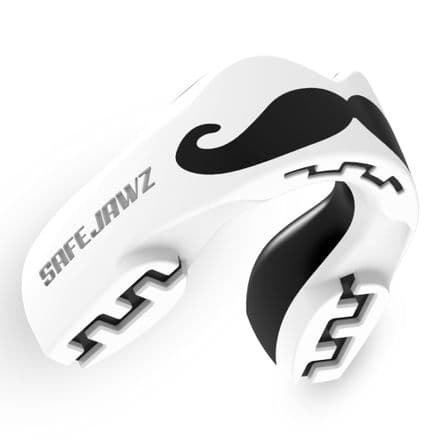 SAFEJAWZ® Extro Series Self-Fit 'Mo' Mouthguard