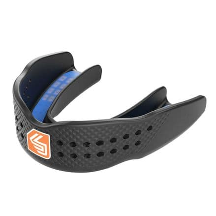 Shock Doctor SuperFit All Sport - Black Mouth Guard Gum Shield