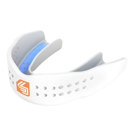 Shock Doctor SuperFit All Sport - White Mouth Guard Gum Shield