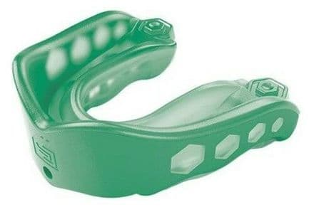 Shock Doctor v2 Gel Max Mouth Guard Mouthguard Gum Shield Green