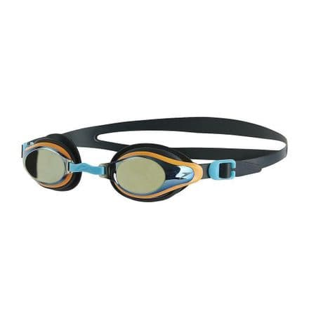 Speedo Junior Mariner Supreme Mirror Swim Swimming Goggles