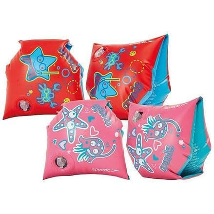 Speedo Sea Squad Armbands - Swimming, Kids, Safety