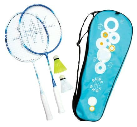 Sure Shot Athens Junior 2 Player Badminton Set