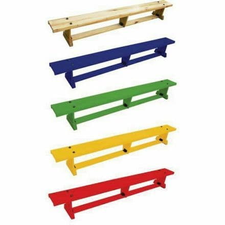 Sure Shot Lite Wood Bench - 5 Colours - Gym Fitness