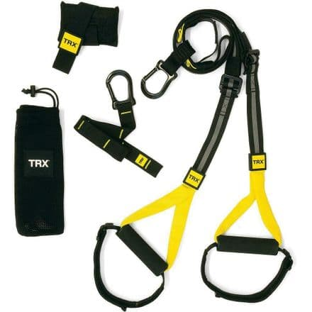 TRX Home2 Suspension Trainer Kit Fitness Exercise Gym weight body workout