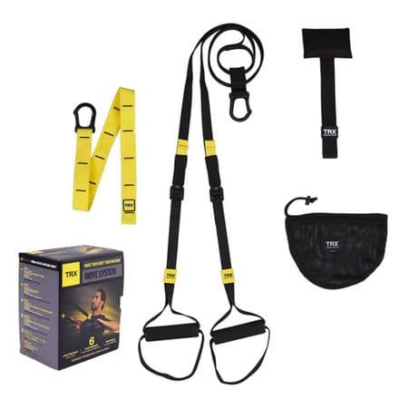 TRX Move Suspension Trainer Fitness Exercise Gym weight body workout