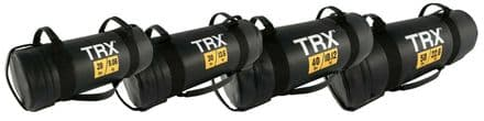 TRX Power Bag Fitness Heavy Bag Weighted Strength Stability Gym Training