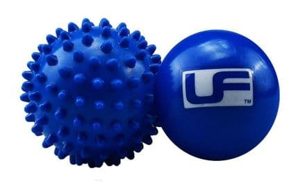 Urban Fitness Hot / Cold Massage Balls (Set of 2) - Training, Gym, Fitness
