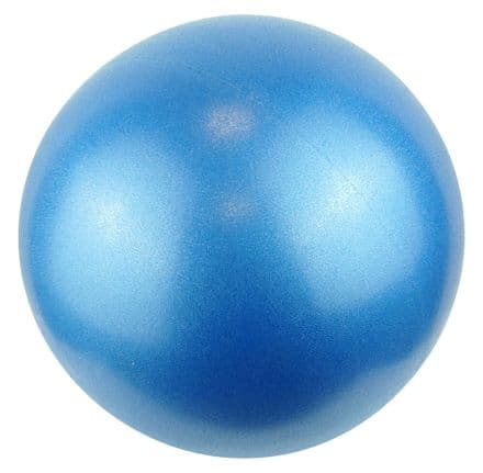 Urban Fitness Pilates Ball 25cm: 150g - Blue - Gym Fitness Training