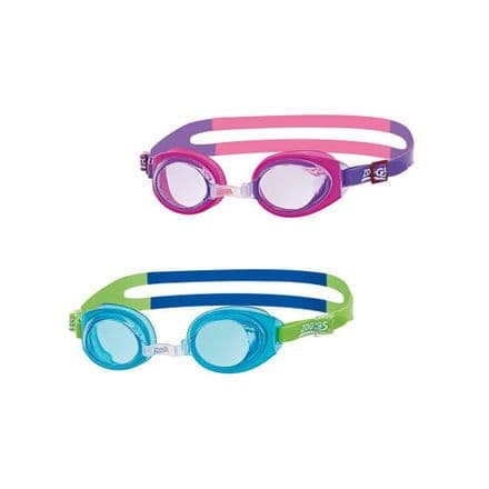 Zoggs Kids Little Sonic Air  Swimming Goggles - Upto 6yr old