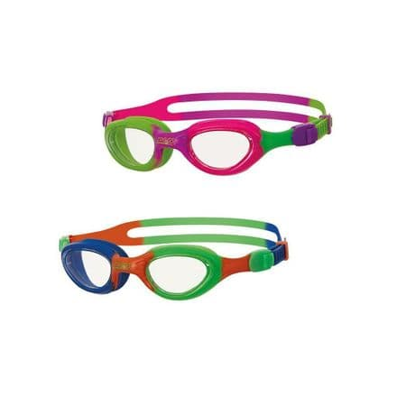 Zoggs Kids Little Super Seal Swimming Goggles - Upto 6yr old
