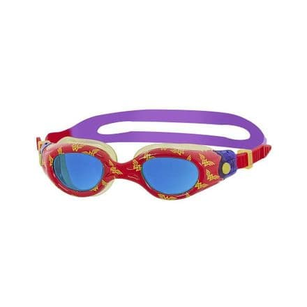 Zoggs Wonder Woman Swimming Swim Kids Goggles