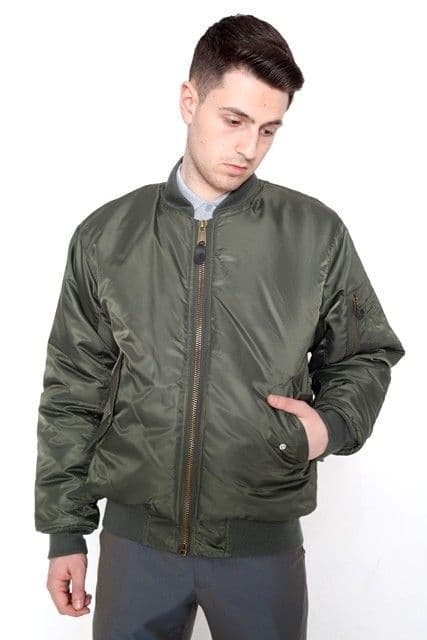 RELCO MA1 BOMBER JACKET