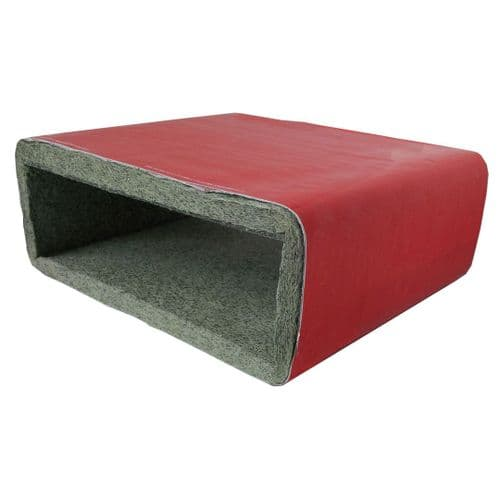 DS Duct Sleeve Low Profile - Size: 220 x 90mm