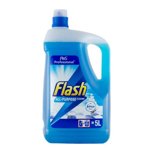 Flash with Febreeze
