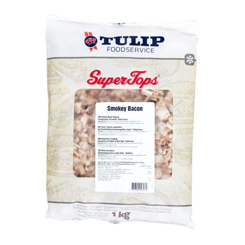 Smoked Bacon Toppings 1kg