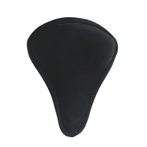 Oxford Gel Saddle Cover Black
