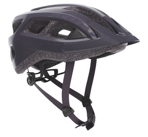 Scott Supra Helmet Dark Purple