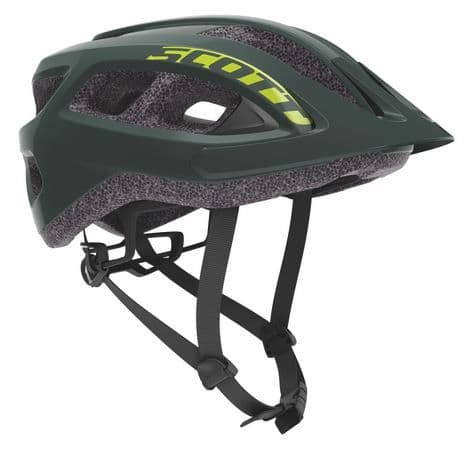 Scott Supra Helmet Smoked Green
