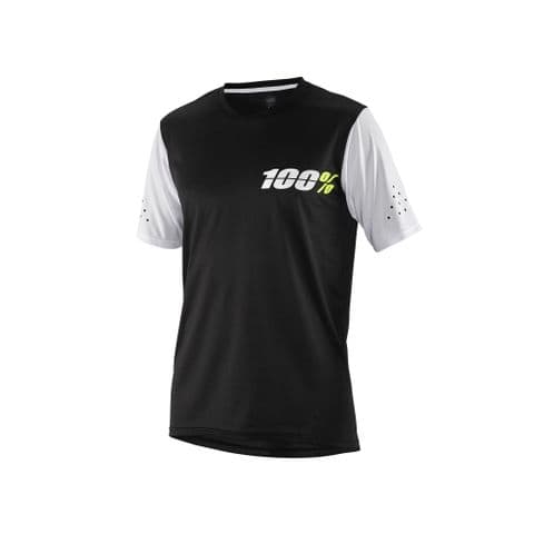 100% Ridecamp Youth Jersey Black