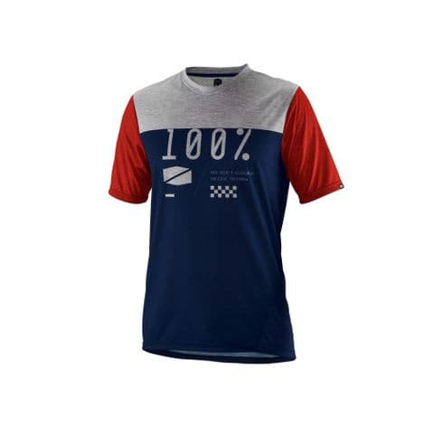 100% Airmatic Jersey Navy