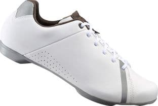Shimano RT4W SPD Road Shoes Womans White