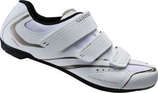 Shimano WR32 SPD-SL Road Shoes Womans White