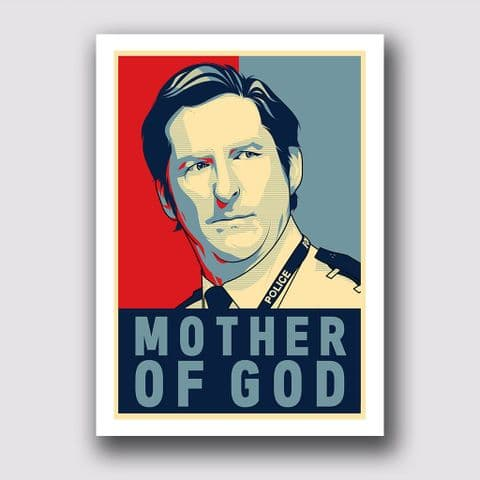 LINE OF DUTY - TED - MOTHER OF GOD!