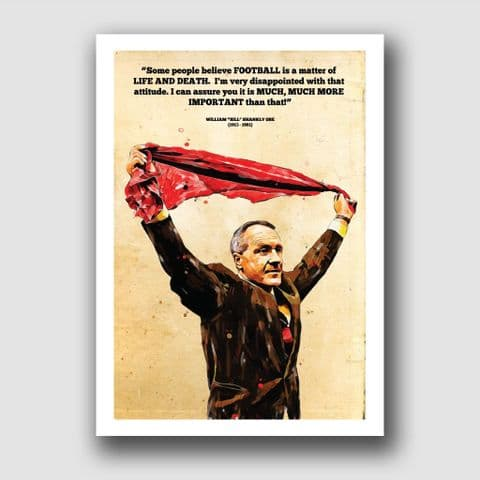 LIVERPOOL - BILL SHANKLY