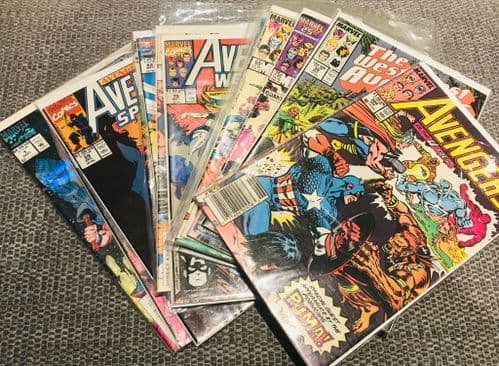 The Avengers Comic(s) Bundle x 13 (*)
