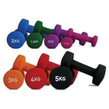 Neoprene Dumbells (Collect in-store Only)