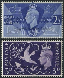1946 Commemoratives