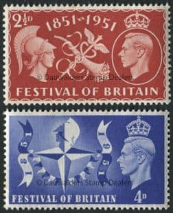 1951 Commemoratives