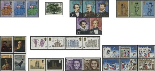 1973 Commemoratives