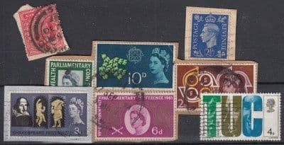 GB Pre 1971 Only 1200+ Stamps