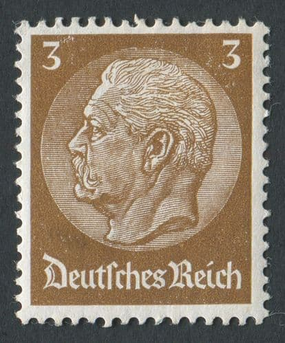 Germany 1933 SG.494A Unmounted Mint