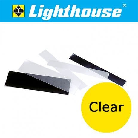 Lighthouse SF Mounts - Strips - Clear