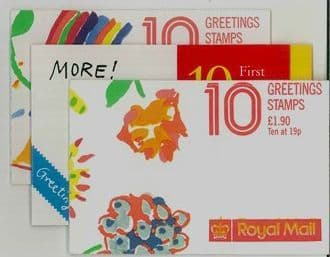 Special Offer: GB Booklets, 1970 onwards (unsorted, from collections) (Ref ES107)