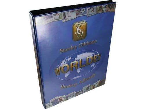 Worldex stamp album