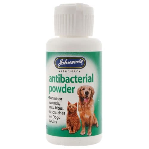 Antibacterial Powder - Johnsons