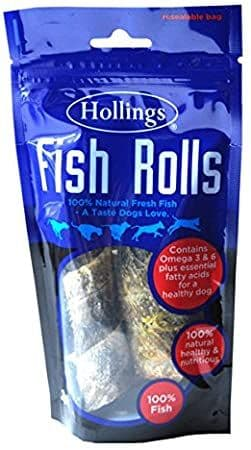 Fish Rolls - Hollings