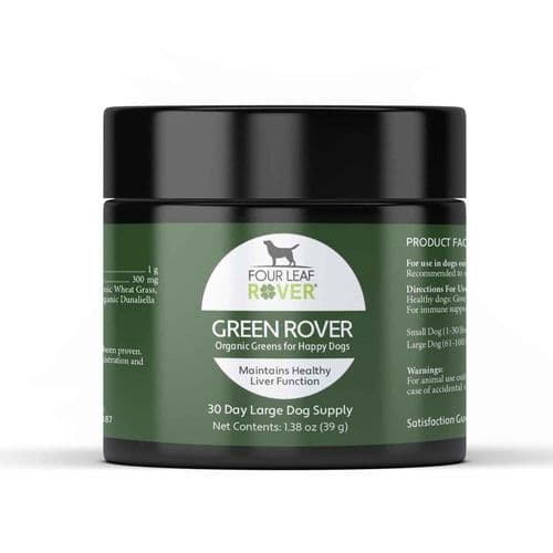 Green Rover - Four Leaf Rover