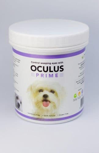 Oculus Prime - Control Tear Stains Naturally