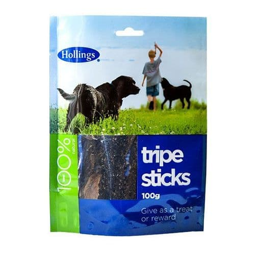 Tripe Sticks 100g - Hollings