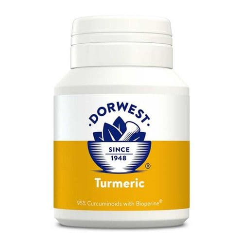 Turmeric Tablets - Dorwest Herbs