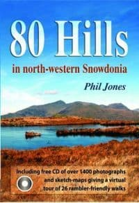 80 Hills - in North-Western Snowdonia