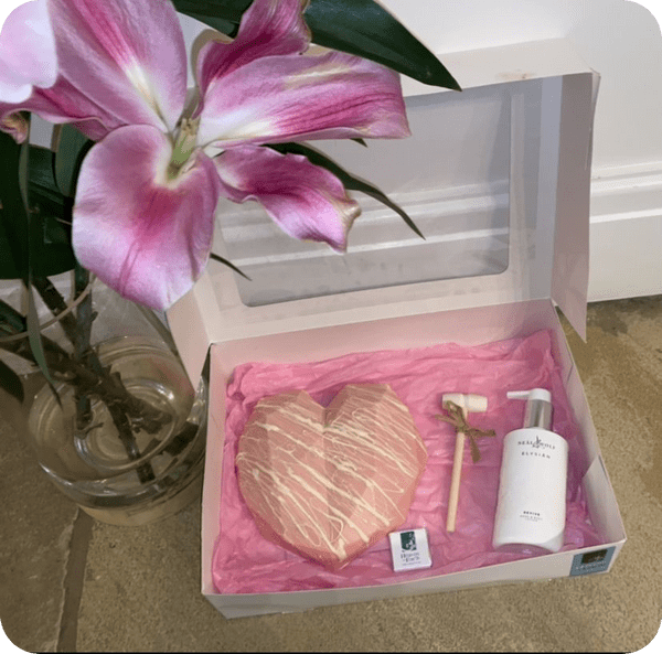 Smash Heart Hand and Body Revive Gift