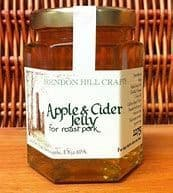 Apple & Cider Jelly