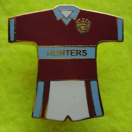 Burnley Home Kit (2005-06) Enamel Pin Badge